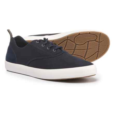 Sperry Flex Deck CVO Mesh Sneakers (For Men) in Navy - Closeouts