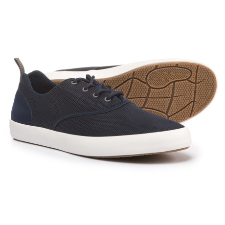 Sperry Flex Deck CVO Mesh Sneakers (For Men) in Navy