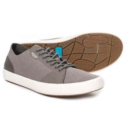 Sperry Flex Deck LTT Sneakers (For Men) in Grey