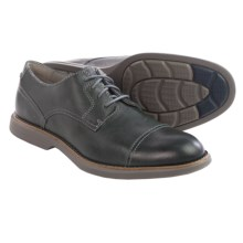 Sperry Gold Cup Bellingham Shoes - Leather, Cap Toe (For Men) in Steel - Closeouts