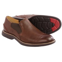 Sperry Gold Cup Bellingham Shoes - Leather, Slip-Ons (For Men) in Brown - Closeouts