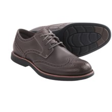 Sperry Gold Cup Bellingham Wingtip Shoes (For Men) in Grey - Closeouts