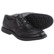 Sperry Gold Cup Bellingham Wingtip Shoes - Leather (For Men) in Black - Closeouts