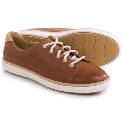 Sperry Gold Cup Cruz Sneakers (For Women) in Dark Tan - Closeouts