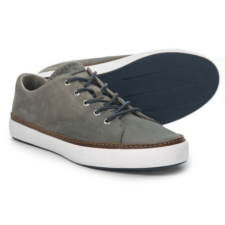 Sperry Gold Cup Haven Sneakers - Nubuck (For Men) in Grey 83fa59a93f9