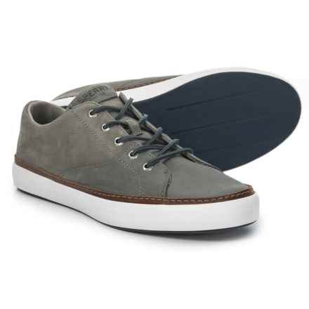Sperry Gold Cup Haven Sneakers - Nubuck (For Men) in Grey