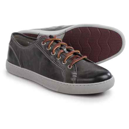 Sperry Gold Cup Sport Casual Shoes - Leather, Lace-Ups (For Men) in Grey - Closeouts