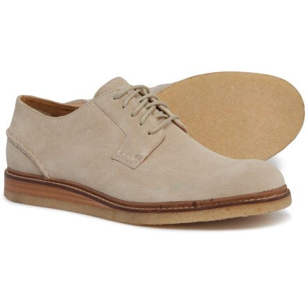 57d44aa332a4 Sperry Grey Gold Cup Crepe Oxford Shoes - Suede(For Men) in Grey