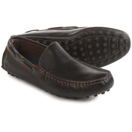 Sperry Hamilton Venetian Loafers - Leather (For Men) in Brown - Closeouts