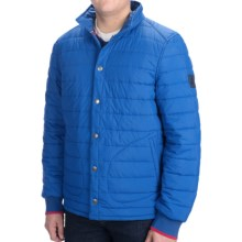 Sperry Harbor Jacket - Insulated (For Men) in Blue - Closeouts