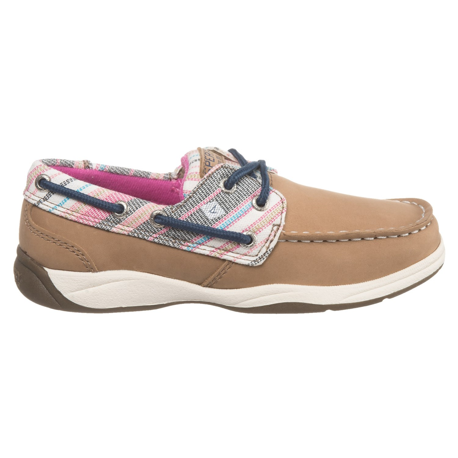 Sperry Intrepid Boat Shoes For Girls