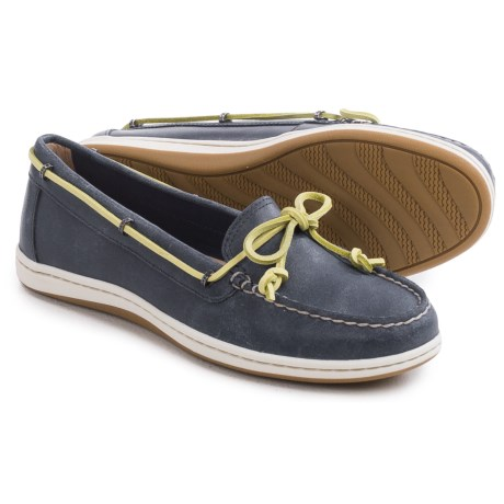 Sperry Jewelfish Boat Shoes Leather (For Women)