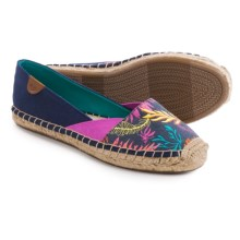 Sperry Katama Cape Shoes - Slip-Ons (For Women) in Blue Seaweed - Closeouts