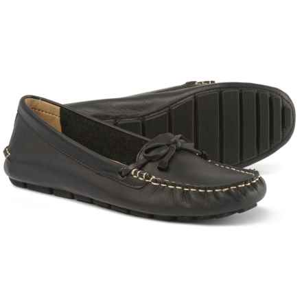 Sperry Katharine Loafers - Leather (For Women) in Black - Closeouts