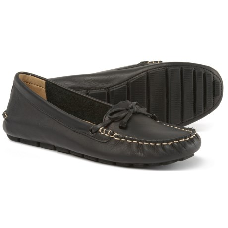 Sperry Katharine Loafers - Leather (For Women) in Black