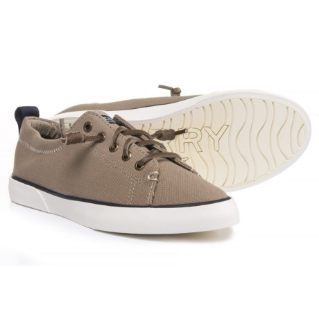Sperry Pier View Sneakers (For Women) in Elastic Taupe