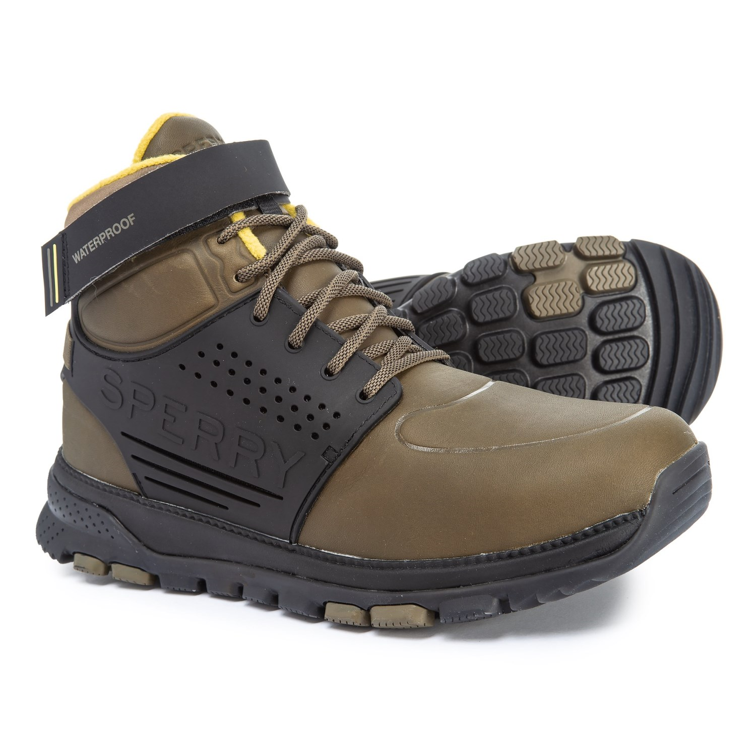 Sperry Seamount Chukka Boots (For Men)