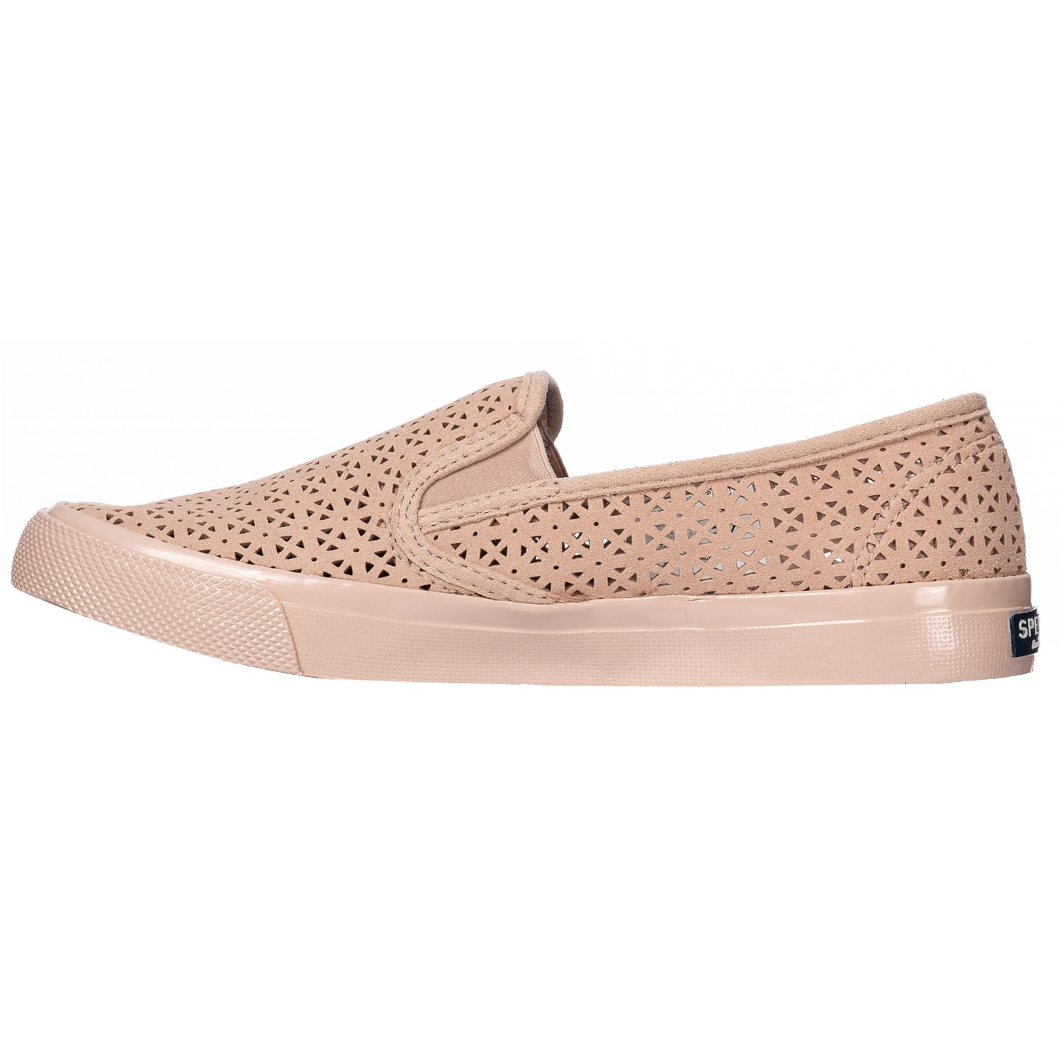 d58aa0a9f409 Sperry Seaside Perforated Sneakers (For Women)
