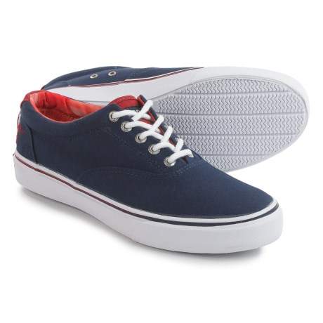 Sperry Striper Sneakers (For Men) in Navy