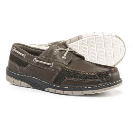 Sperry Tarpon Ultralite Boat Shoes (For Men) in Grey - Closeouts