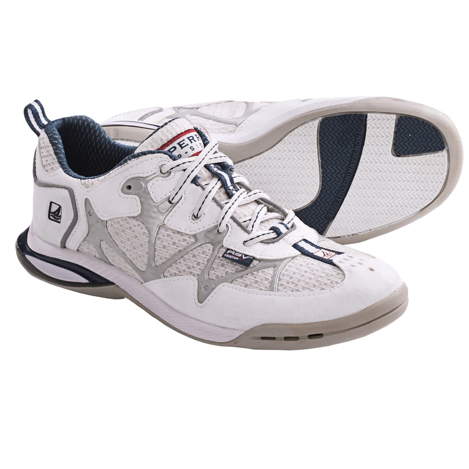 Sperry Top-Sider ASV Athletic Boat Shoes (For Women) in White