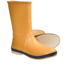 Sperry Top-Sider Figawi Rubber Boots - Waterproof (For Men) in Yellow - Closeouts
