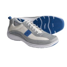 Sperry Top-Sider Frisco Sport Shoes - Leather (For Men) in Light Grey/Blue - Closeouts