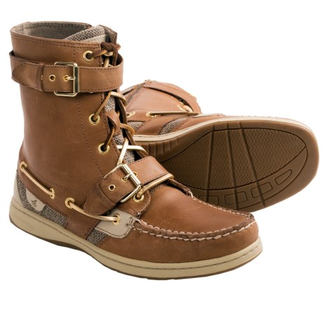 Sperry Top-Sider Huntley Boots (For Women) in Sahara