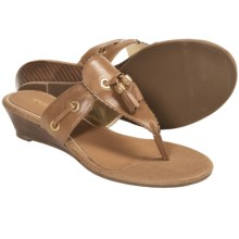 Sperry Top-Sider Isabella Sandals (For Women) in Cognac - Closeouts