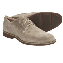 Sperry Top-Sider Jamestown Oxford Shoes - Plain Toe (For Men) in Sand Suede - Closeouts