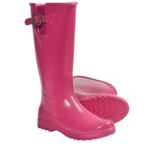 Sperry Top-Sider Pelican Rain Boots - Waterproof, Microfleece Lining (For Women) in Pelican Pink - Closeouts
