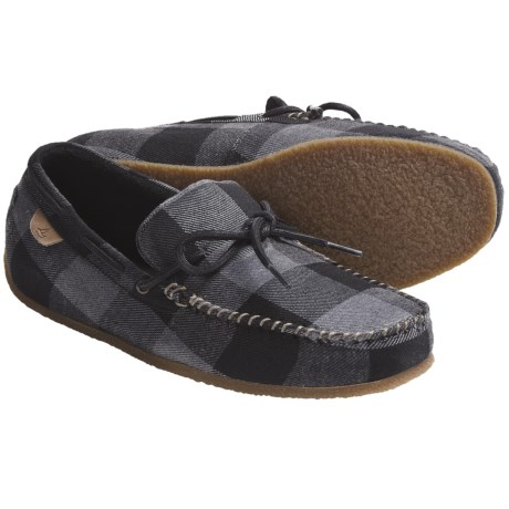 Sperry Top-Sider R&R Moccasin Slippers - Fleece Lining (For Men)