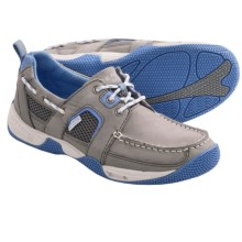 Sperry Top-Sider Sea Kite Boat Shoes - Sport Moc (For Women) in Grey - Closeouts