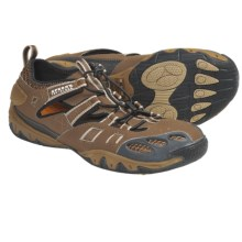 Sperry Top-Sider SON-R Bungee Water Shoes (For Men) in Brown - Closeouts