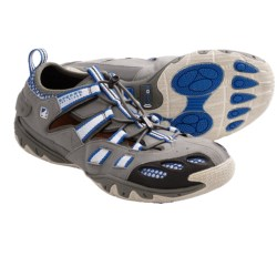 Sperry Top-Sider SON-R Bungee Water Shoes (For Men) in Grey/Blue