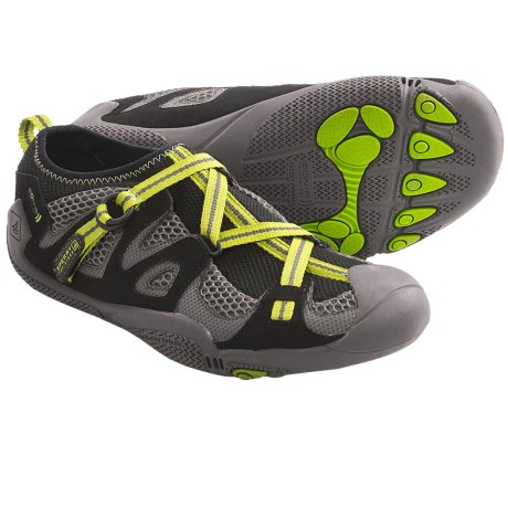 Sperry Top-Sider SON-R Feedback Water Shoes (For Women) in Black/Green