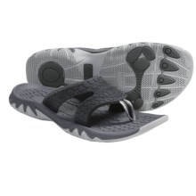Sperry Top-Sider SON-R Pulse Thong Sandals (For Men) in Black - Closeouts
