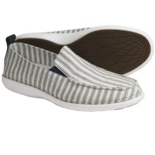 Sperry Top-Sider Stowaway Shoes - Slip-Ons (For Men) in Awning Stripe - Closeouts