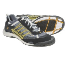 Sperry Top-Sider Ventus High-Performance Shoes (For Men) in Black/Gold - Closeouts