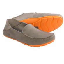 Sperry Top-Sider Wave Driver Shoes - Slip-Ons (For Men) in Grey - Closeouts