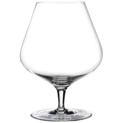 Spiegelau Hybrid Cognac Glasses - Set of 2 in Clear