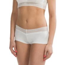 Splendid Boy Short Panties (For Women) in White - Overstock