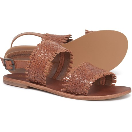 b0d849b0f79 Splendid Thomas Sandals - Leather (For Women) in Cognac Leather