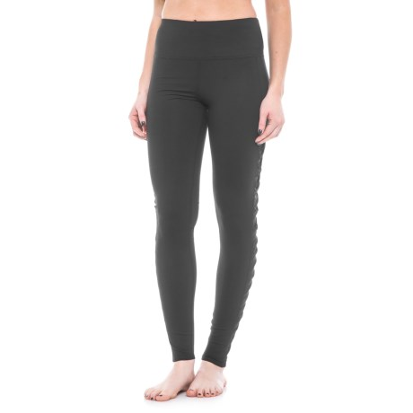 Splendid Twisted Side Panel Leggings (For Women)
