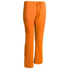 Spooney Wear Ever Fitted Lounge Pants (For Women) in Orange - Closeouts