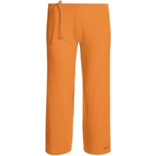 Spooney Wear Ever Flood Pants (For Women) in Orange - Closeouts