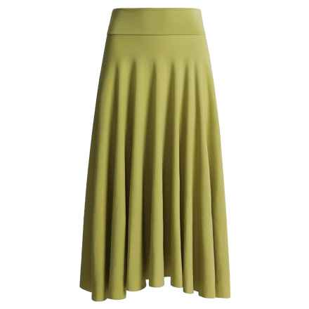 Spooney Wear Ever Full Skirt (For Women) in Pistachio - Closeouts