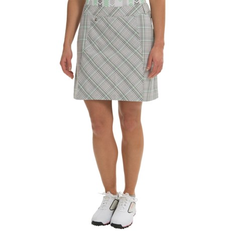 Sport Haley Kellie Plaid Skort (For Women)