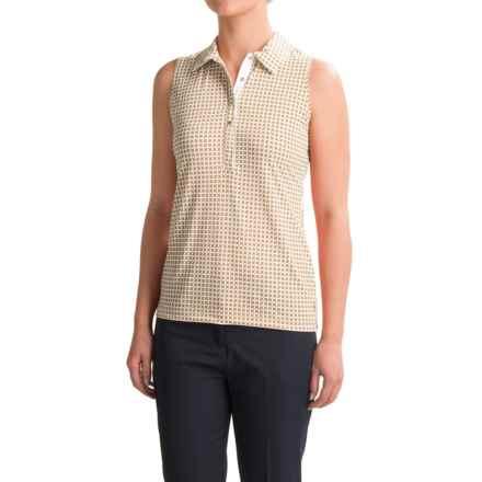 Sport Haley Roxanne Polo Shirt - UPF 30+, Sleeveless (For Women) in Beachwood - Closeouts
