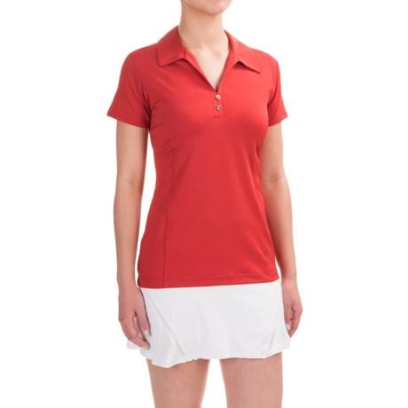 Sport Haley Sheila Polo Shirt - UPF 30+, Short Sleeve (For Women) in Cambridge